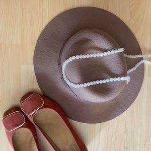 Women's  Nordstrom Tulip wool  Hat